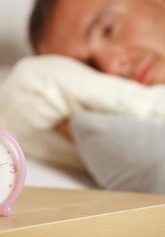 Rối loạn giấc ngủ làm tăng nguy cơ ung thư tiền liệt tuyến ở nam giới