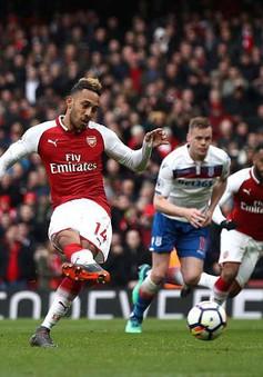 VIDEO: Arsenal giành chiến thắng 3 sao trước Stoke City