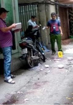 Án mạng nghiêm trọng ở TP.HCM, 1 người tử vong