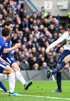 ĐHTB vòng 32 Ngoại hạng Anh: Tottenham thống trị sau đại thắng Chelsea