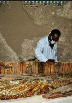 Tái tạo tiếng nói cho xác ướp Ai Cập 3.000 năm tuổi