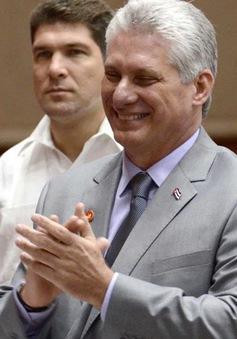 Lãnh đạo Việt Nam chúc mừng tân lãnh đạo Cuba
