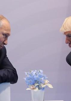 Tổng thống Donald Trump mời Tổng thống Nga Vladimir Putin sang thăm Mỹ