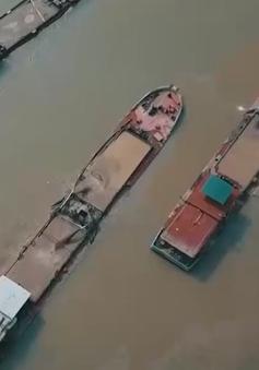Khó xử lý triệt để vi phạm giao thông đường thủy