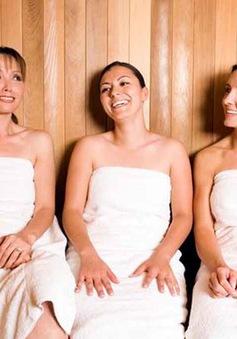 Xông hơi - vai trò quan trọng trong làm đẹp và trị bệnh hiệu quả