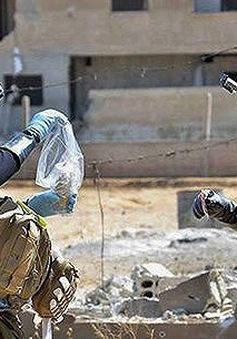 Tổ chức Cấm vũ khí hóa học tới Douma