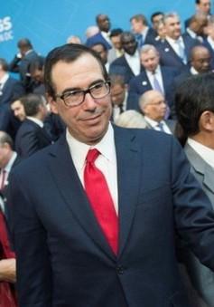 Bộ trưởng Bộ Tài chính Mỹ cân nhắc thăm Trung Quốc