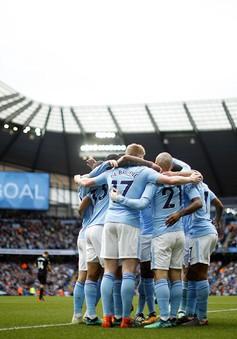 VIDEO: Tổng hợp trận đấu Manchester City 5-0 Swansea