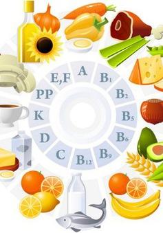 Dấu hiệu tố bạn đang thiếu vitamin nghiêm trọng