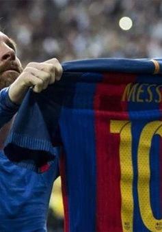 Messi thu nhập khủng nhất giới cầu thủ