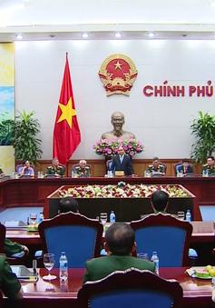 Thủ tướng gặp mặt đoàn cựu chiến binh Mặt trận Tây Nguyên