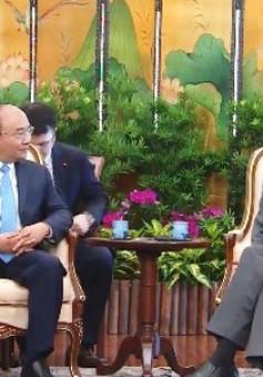 """""""Chuyến thăm chính thức Singapore của Thủ tướng Nguyễn Xuân Phúc thành công tốt đẹp"""""""