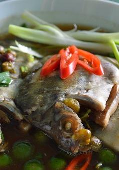Về miền Tây thưởng thức cá nâu nấu chua ngon bá cháy