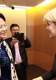 Tăng cường quan hệ Việt Nam - Australia