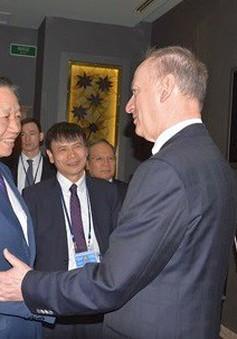 Bộ trưởng Bộ Công an Tô Lâm dự Hội nghị Quốc tế về An ninh tại Nga