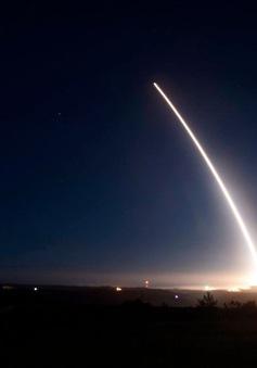 Không quân Mỹ thử thành công tên lửa đạn đạo liên lục địa