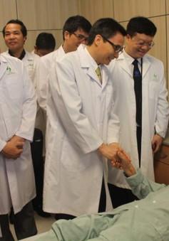 Các bệnh viện thành lập Khoa Lão để chăm sóc sức khỏe cho người cao tuổi