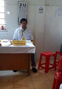 Khám bệnh, cấp phát thuốc miễn phí cho 800 người dân Đăk Song