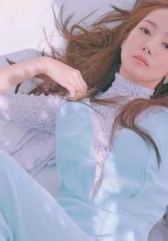 Park Min Young khoe vẻ đẹp trong vắt trong bộ ảnh mới