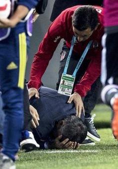 Besiktas tẩy chay Cúp Quốc gia Thổ Nhĩ Kỳ