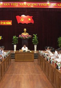 Hội nghị giao ban Thành ủy Đà Nẵng: Nhiều vấn đề bức xúc được đề cập