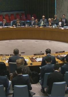 Liên Hợp Quốc thảo luận mở về tình hình Trung Đông
