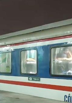 Đường sắt tăng cường tàu phục vụ cao điểm nghỉ lễ 30/4 và 1/5