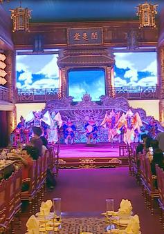 Festival Huế 2018: Ấn tượng đêm Dạ tiệc Hoàng cung