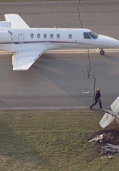 Mỹ: Máy bay đâm nhau trên đường băng, 2 người thiệt mạng
