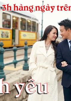 Phim Trung Quốc mới trên VTV1: Hơn cả tình yêu