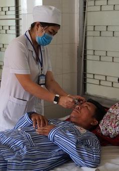 Viêm loét giác mạc: Cần điều trị sớm để tránh biến chứng