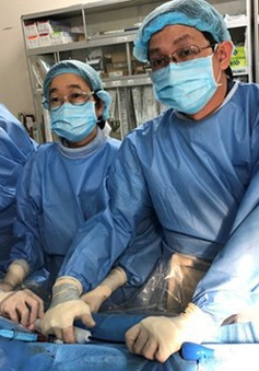 Bệnh viện Chợ Rẫy lần đầu tiên đặt máy tạo nhịp tim không dây