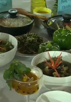 """Liên hoan văn hóa ẩm thực Phú Yên 2018 - Đậm đà các món ăn đặc trưng """"xứ Nẫu"""""""