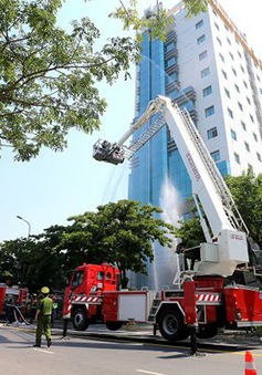Đà Nẵng: Tăng cường công tác phòng cháy chữa cháy