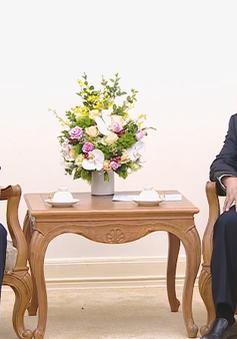 Đẩy mạnh hợp tác về năng lượng giữa Lào và Việt Nam