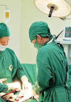 Cứu sống thai nhi bị sa dây rốn nguy kịch nhờ báo động đỏ nội viện