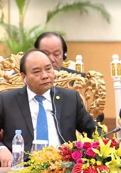 Thủ tướng tham dự Hội nghị cấp cao Ủy hội sông Mekong quốc tế