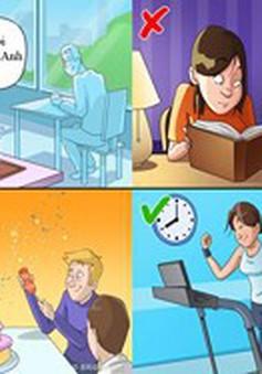 8 thói quen giúp người thông minh trở nên vui vẻ