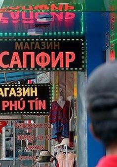 Chấn chỉnh biển hiệu tiếng nước ngoài tại Nha Trang