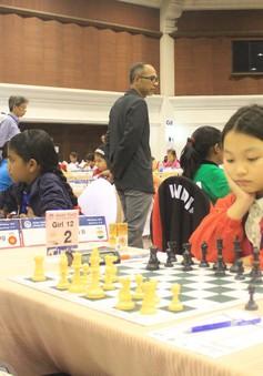 ĐT cờ vua Việt Nam đoạt 2 HCB tại giải vô địch các nhóm tuổi trẻ châu Á