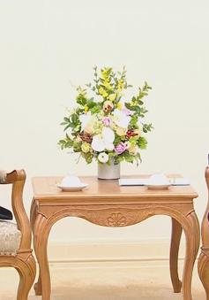 Thủ tướng tiếp Đại sứ Thái Lan chào kết thúc nhiệm kỳ
