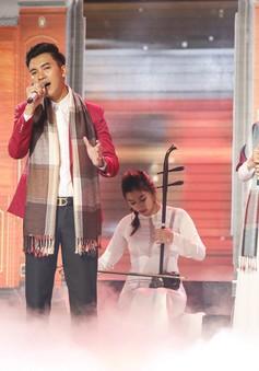 Học trò Quang Lê khiến khán giả thổn thức với Sân ga tình yêu tại Thần tượng Bolero