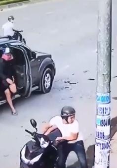 Đối tượng truy sát nhau giữa đường phố Đồng Nai ra đầu thú