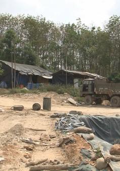 Quảng Nam: Để xảy ra tuyển quặng vàng trái phép, chính quyền huyện né tránh phỏng vấn
