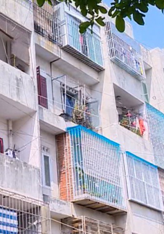 """Nha Trang: Nỗi lo cháy nổ tại nhiều chung cư """"hàng chục năm tuổi"""""""