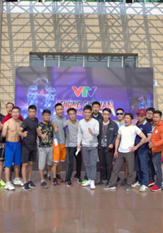 Hơn 160 chiến binh vào vòng Chung kết Sasuke Việt Nam mùa 4