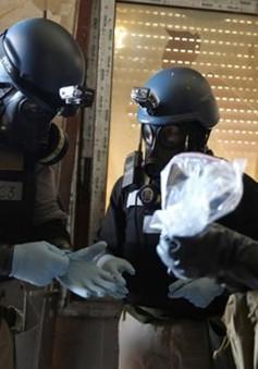 Nghi ngờ tấn công bằng vũ khí hóa học ở Syria