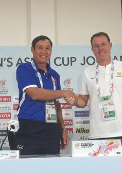 HLV Mai Đức Chung: ĐT nữ Việt Nam sẽ thi đấu với quyết tâm cao nhất trước Australia