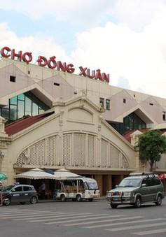 Chợ Đồng Xuân có thể thành trung tâm thương mại: Hàng nghìn tiểu thương đứng ngồi không yên