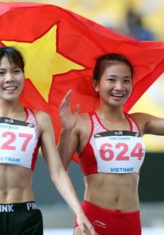 Nhà vô địch SEA Games 29 Nguyễn Thị Oanh dự giải Điền kinh Singapore mở rộng lần thứ 80